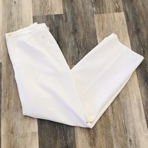 Nordstrom | NWOT Cream Color Suit Pants Size 16